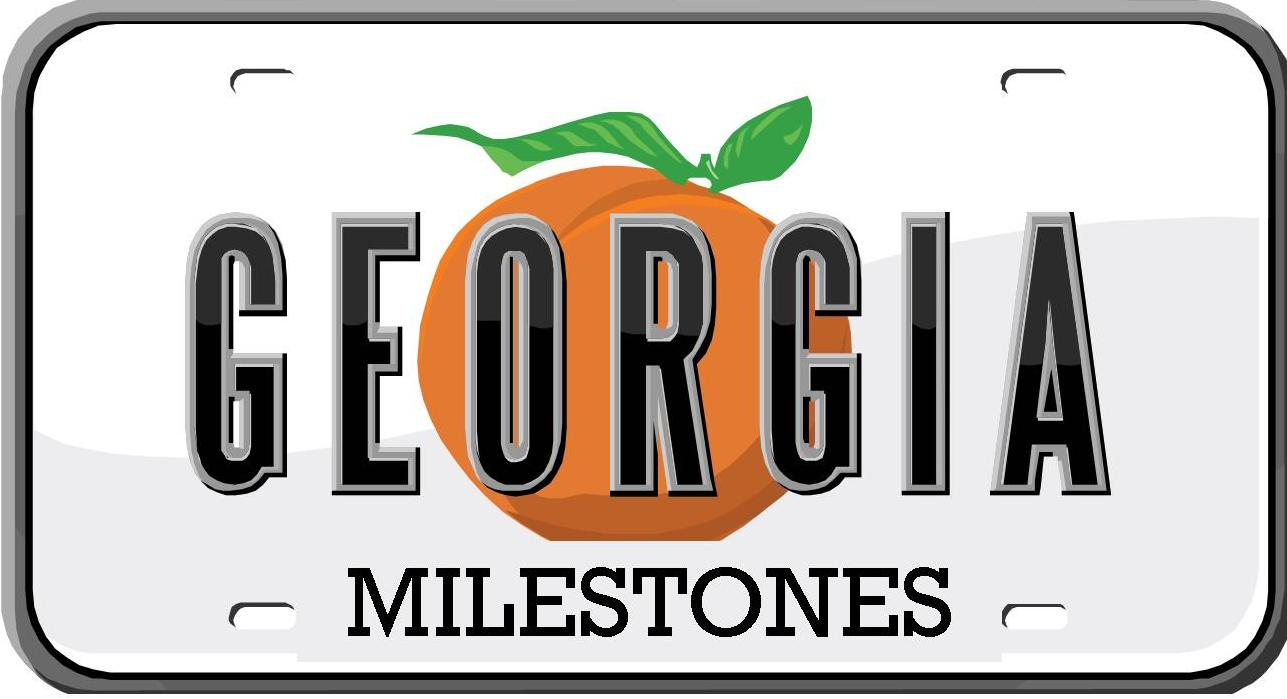 Image result for georgia milestones