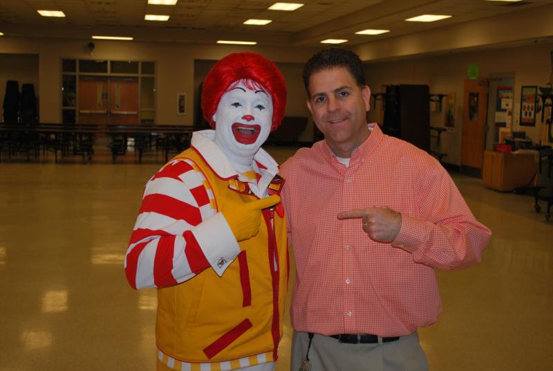 Ronald and Brad